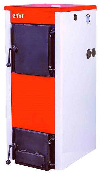 Твердотопливный котел Очаг КСТГС-10 фото