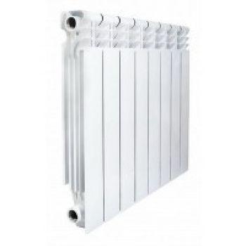 Радиатор алюминиевый Dakor 500/80/10 фото