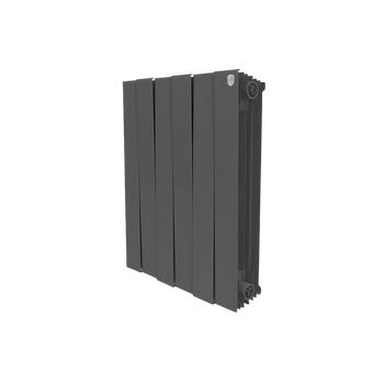 Радиатор отопления биметал, Royal Thermo PianoForte/Noir Sable 500 6се  ПОД ЗАКАЗ фото