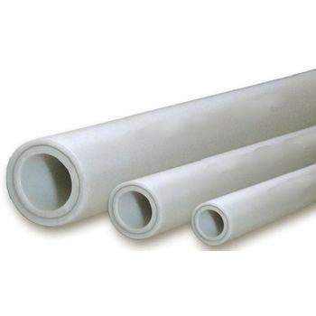 Полипропиленовая труба армированная стекловолокномPN20*32 Dakor фото