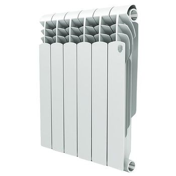 Радиатор отопления биметал, Royal Thermo Vittoria 500/80/12 фото
